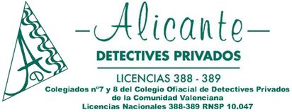 Detectives Alicante logo